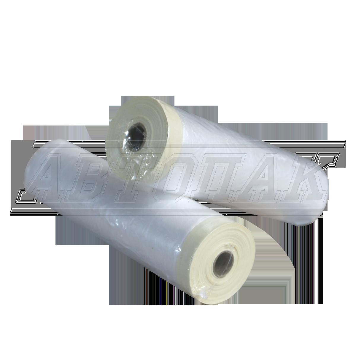 Pellicola protettiva con il nastro adesivo